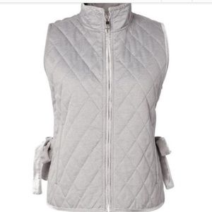 NWT BANANA REPUBLIC QUILTED VEST